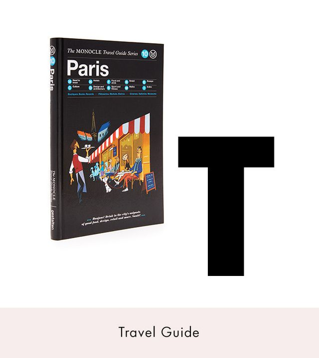Gestalten Monocle Travel Guide