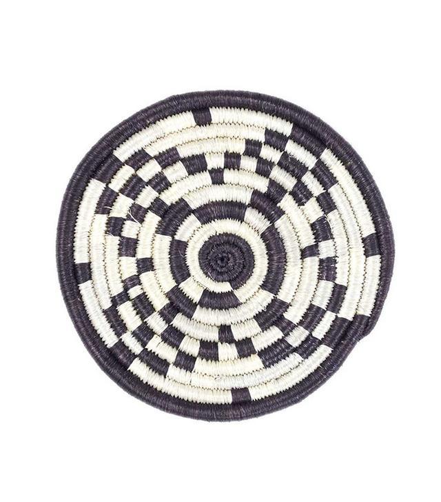 woven coaster