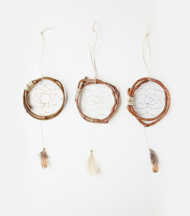Free People Mini Wood Dreamcatcher