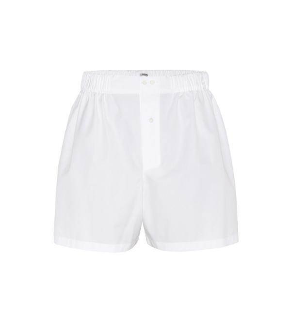 Miu Miu Cotton Shorts
