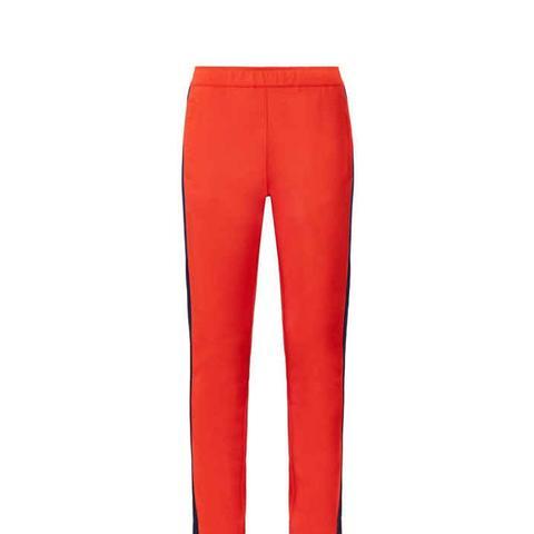 Color-Block Track Pants