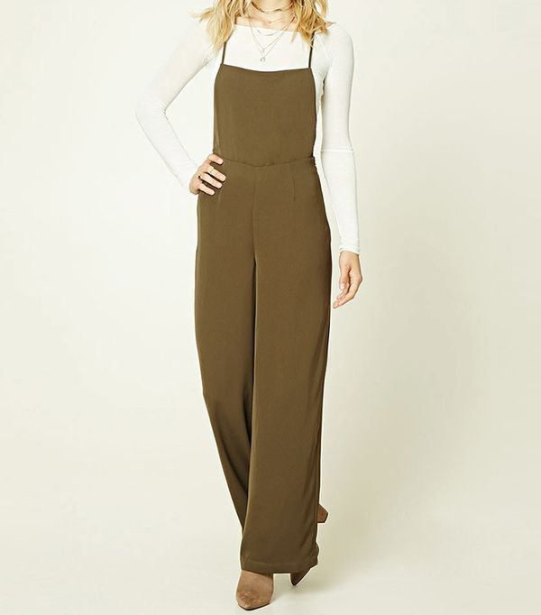 Forever 21 Contemporary Cami Jumpsuit