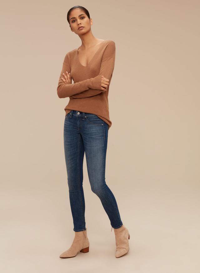Rag & Bone Rae Capri Jeans