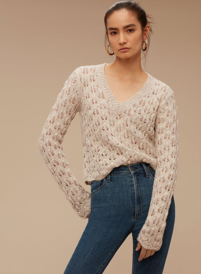 Aritzia Messac Sweater