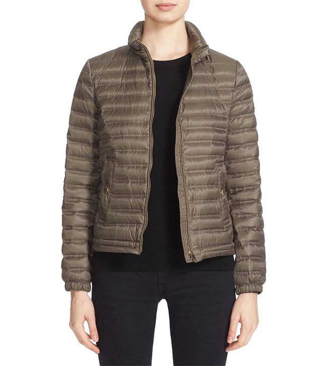 Burberry Jacksdale Packable Down Puffer Jacket