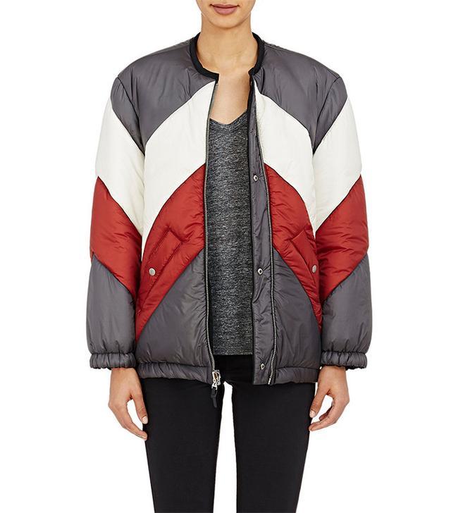 Isabel Marant Etoile Celia Reversible Puffer Jacket