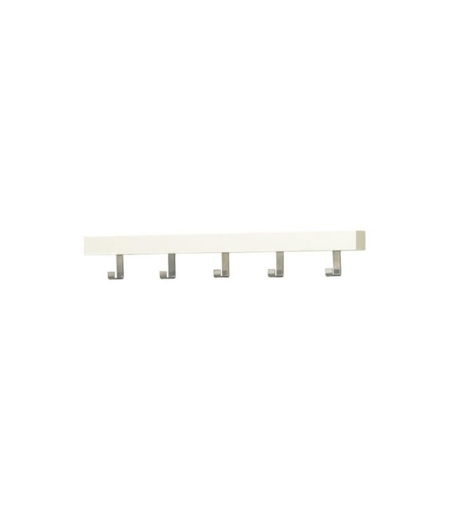 ikea tjusig walldoor rack with knobs