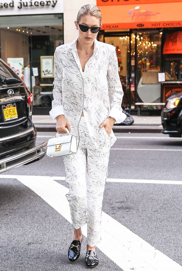 Put a Polished Spin on the Pajama Trend