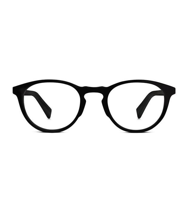 Warby Parker Otis in Jet Black Matte