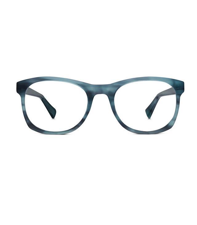 Warby Parker Edgar in Marine Slate