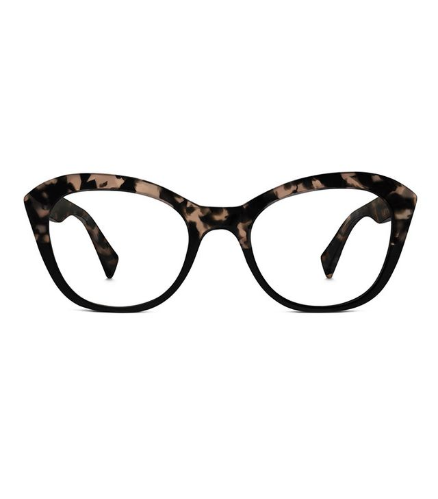 Warby Parker Goodney in Birch Tortoise