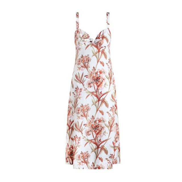 Zimmermann Oleander Knot Dress