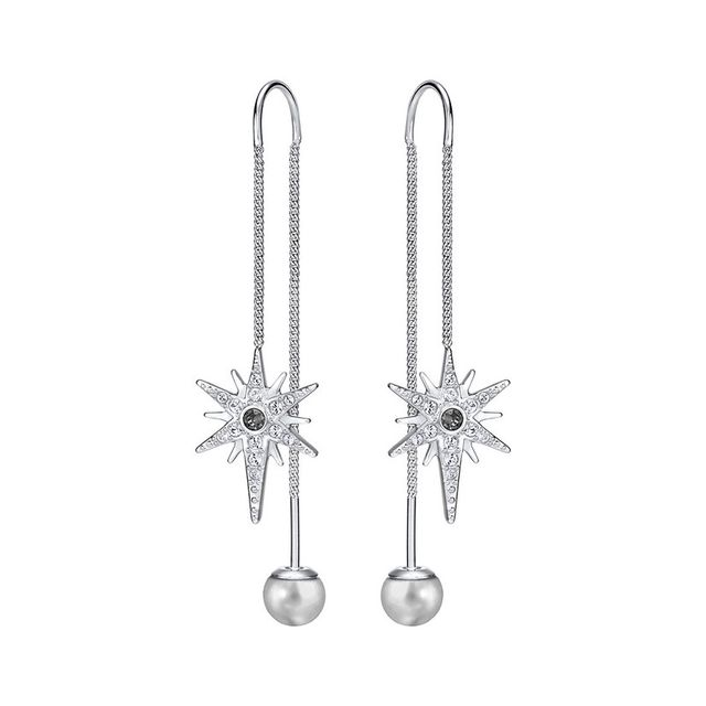 Swarovski Fantastic Pierced Earrings