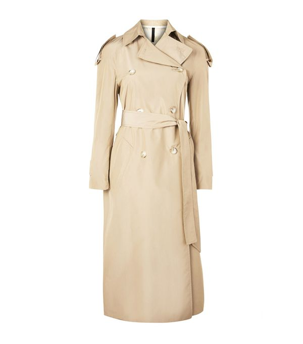cold weather outfits: Topshop Classic Trench Coat by Boutique