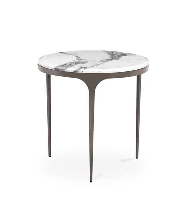 Interlude Camilla Side Table