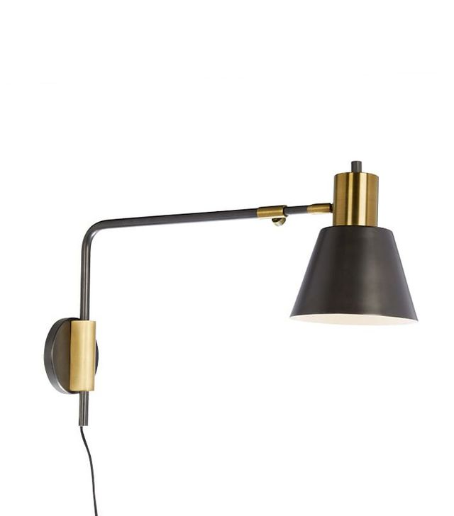 West Elm + Rejuvenation Cylinder Sconce
