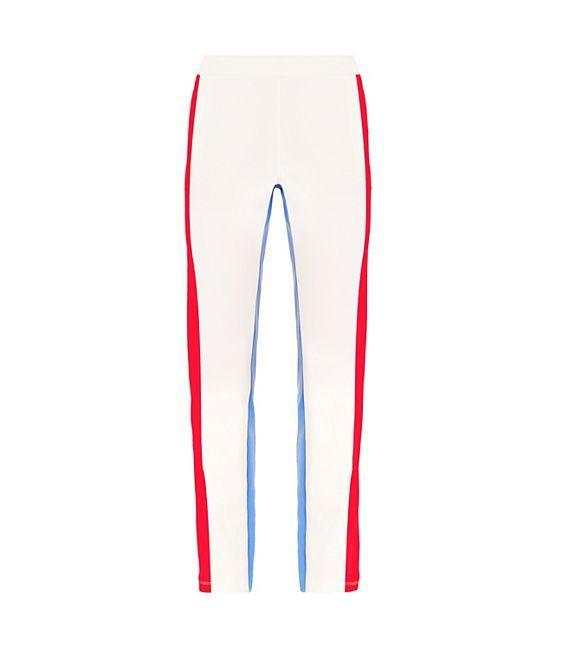 Tory Sport Color-Block Track Pants