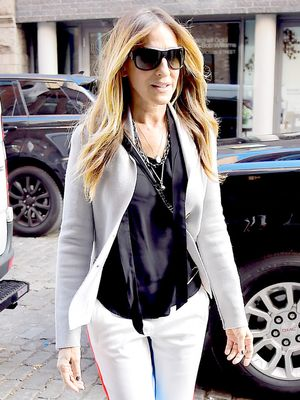 Sarah Jessica Parker Wore the Trend Kendall Jenner Loves