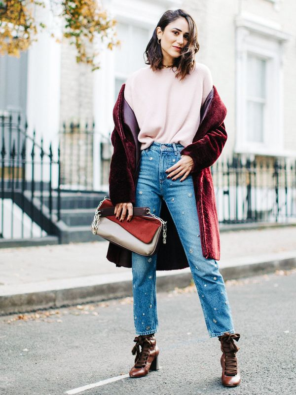 New Street Style Outfits For 2017 Whowhatwear Uk