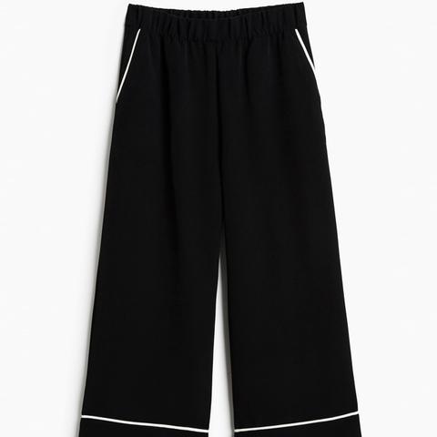Wide Swing Trousers