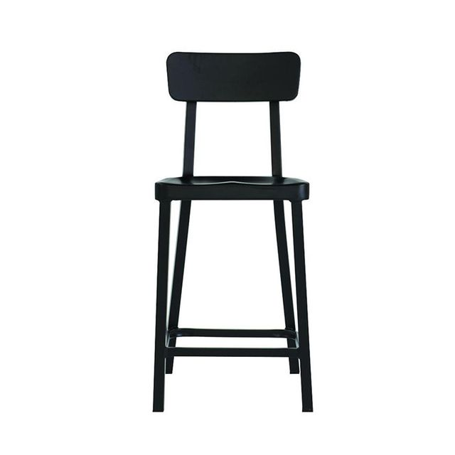 Home Decorators Collection Jacob Stackable Aluminum Counter Stool