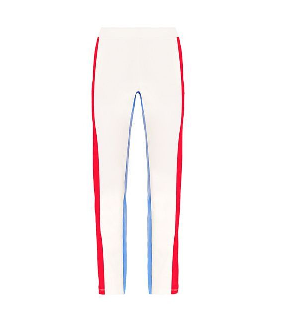 Tory Sport Color-Block Track Pants