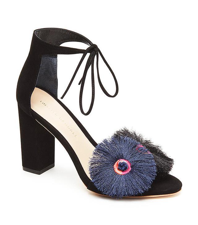 Loeffler Randall Virginia Ankle Tie Sandals
