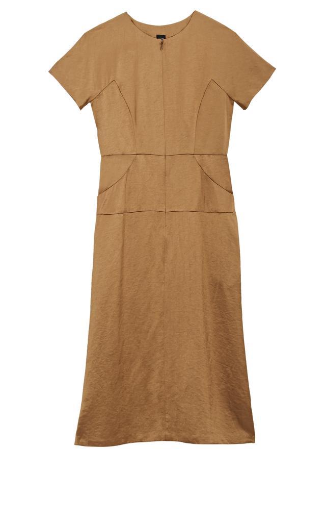 Zero + Maria Cornejo Zowie Short-Sleeve Dress