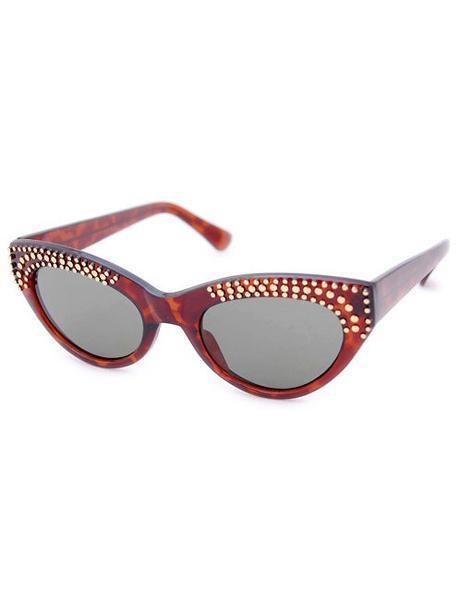 Giant Vintage Trinket Tortoise Sunglasses