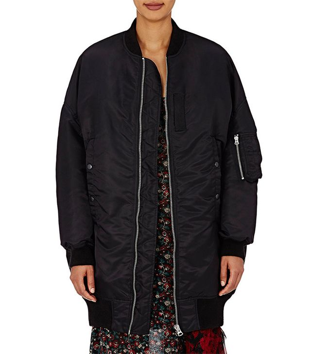 R13 Oversized Bomber Jacket