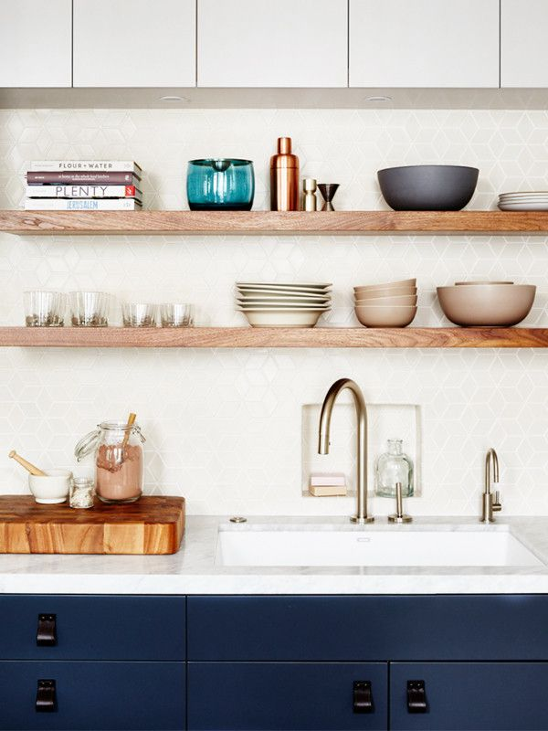 Hands Down the 7 Chicest IKEA Kitchen Cabinets We've Ever Seen ...
