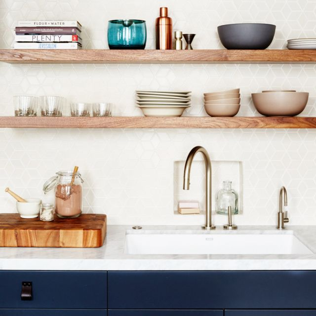 Hands Down the 7 Chicest IKEA Kitchen Cabinets We ve Ever Seen. The Most Stylish IKEA Kitchens We ve Seen   MyDomaine