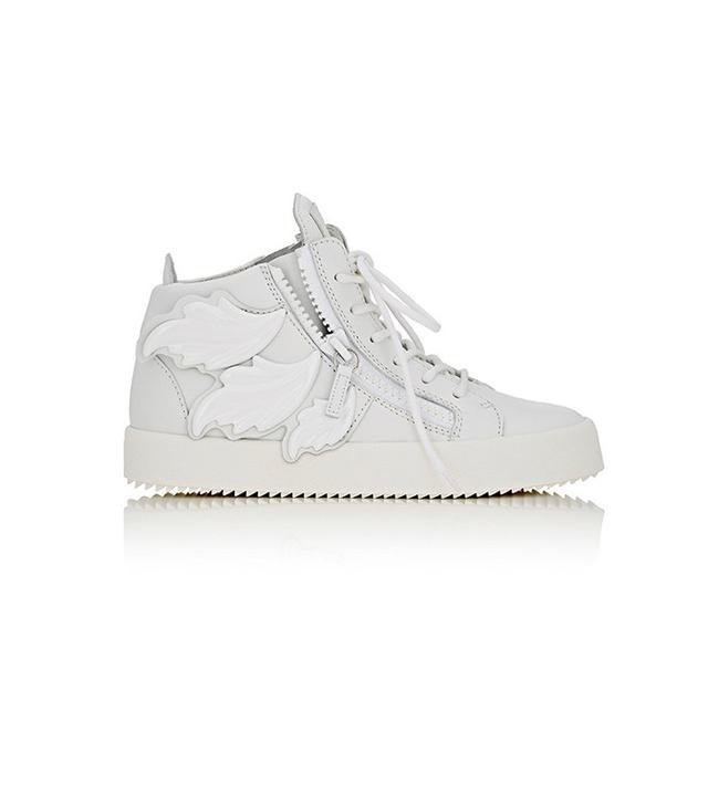 Giuseppe Zanotti Cruel Double-Zip Sneakers