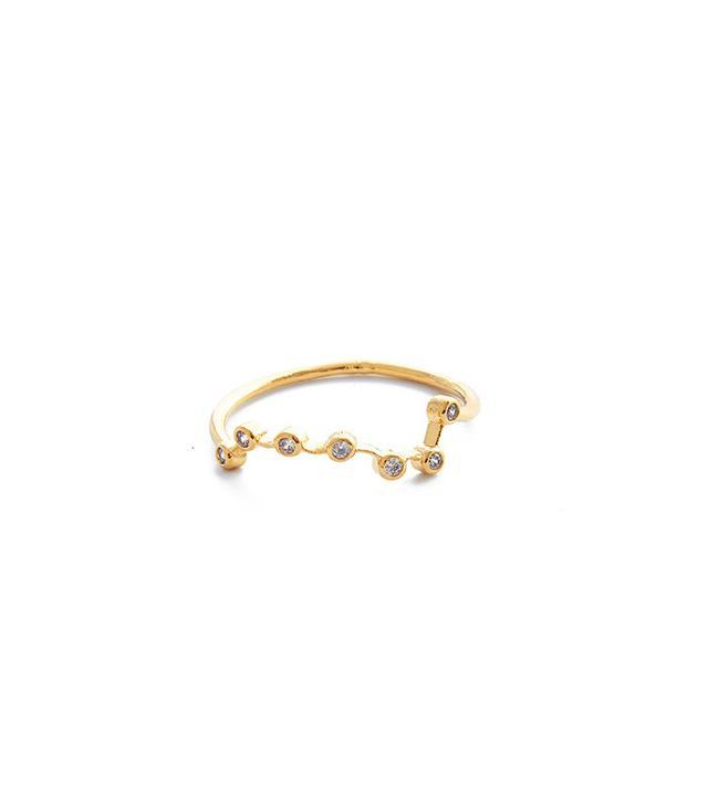 Modern Citizen Constellation Ring (Gold)