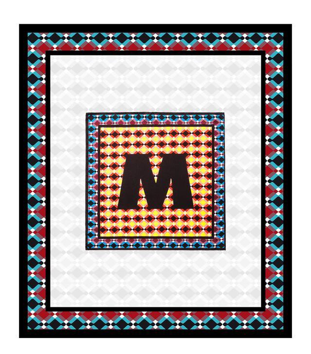 Marni Blinky Collection Silk Scarf