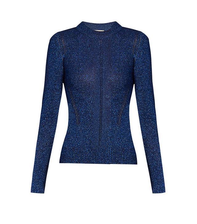 Christopher Kane Metallic Sweater
