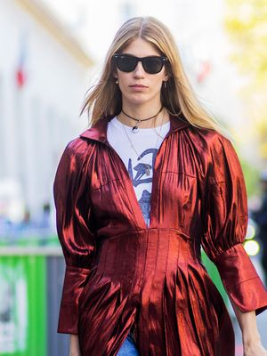 The Genius Way to Wear Your Party Dress in the Daylight