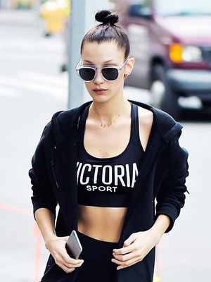 The Bold Activewear Trend That's Making a Comeback