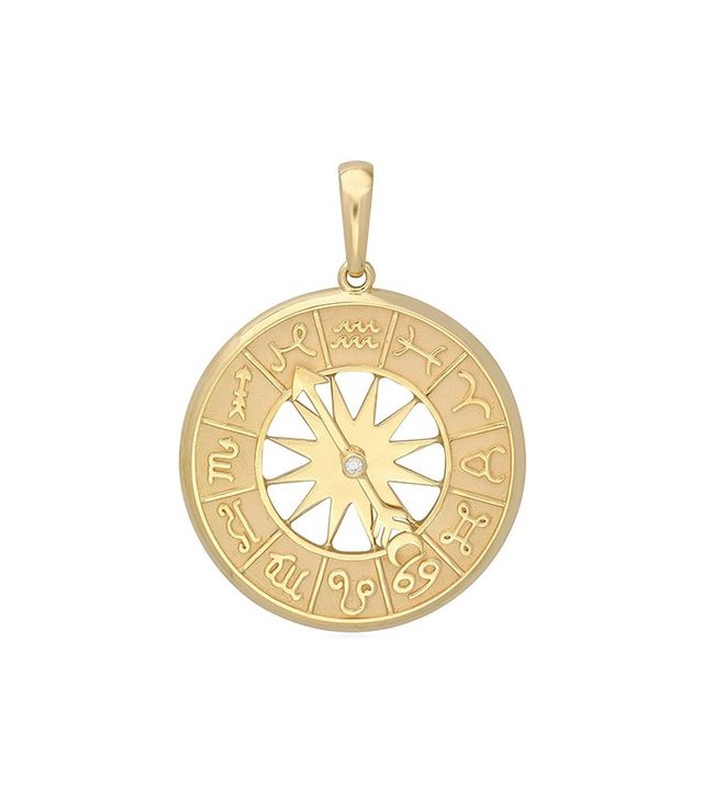 Established Jewelry Zodiac Pendant