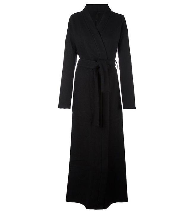 Unravel Project Wrap Long Coat