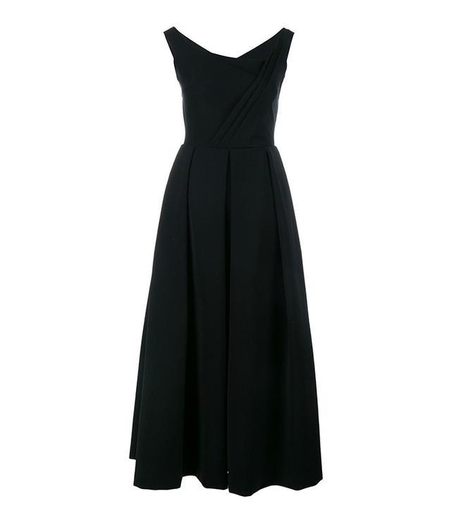 Preen by Thornton Bregazzi Pleated Bustier Dress