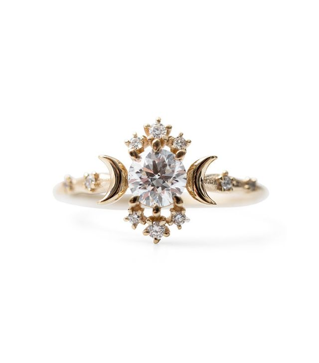 Morphe Jewelry Wandering Star Ring