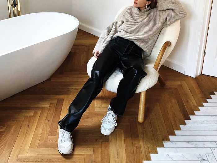 The Lazy Fashion Trend That's Winning January 2019 Fashion
