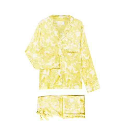 Lemonvine Silk Pyjamas