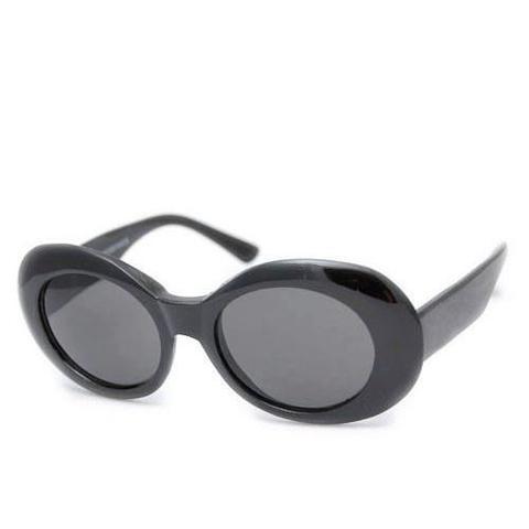 Goldie Black Sunglasses