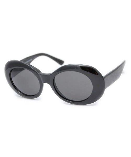 Giant Vintage Goldie Black Sunglasses