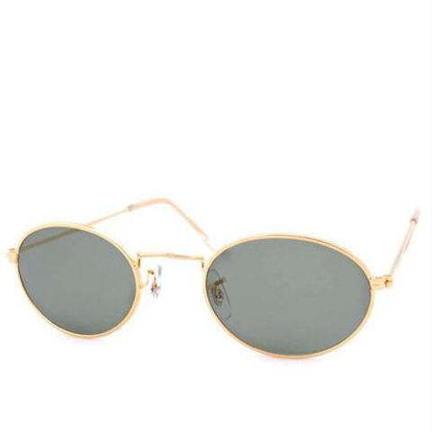Kasha Gold Sunglasses