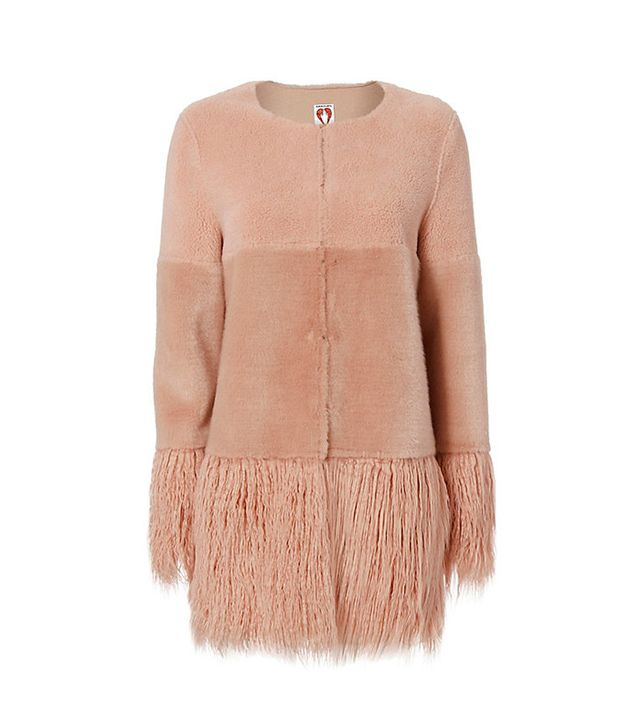 Shrimps Porgie Faux Fur Coat