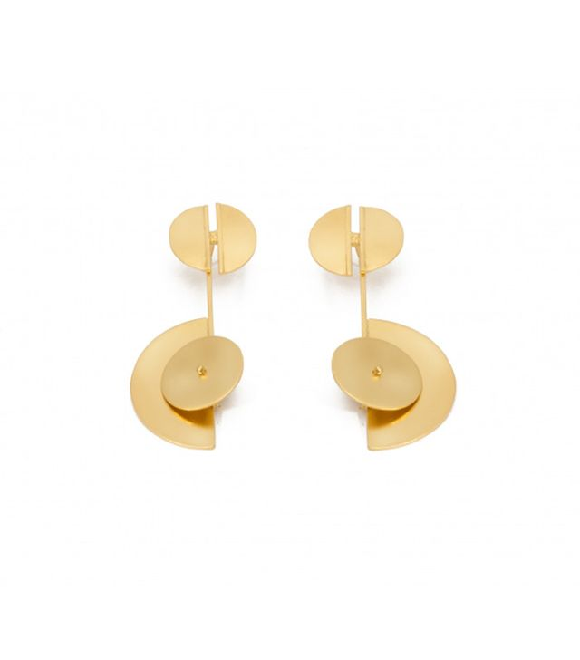 Liza Echeverry Spin Earrings