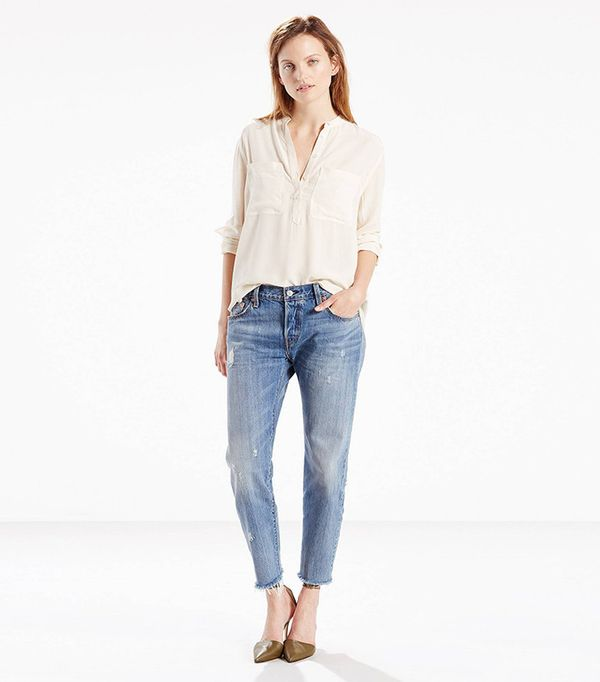 Levi's 501 CT Jeans for Women